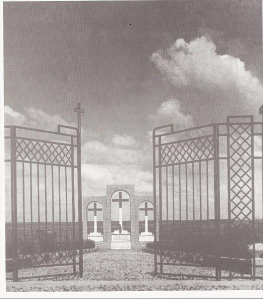 Tre archi - Cimitero